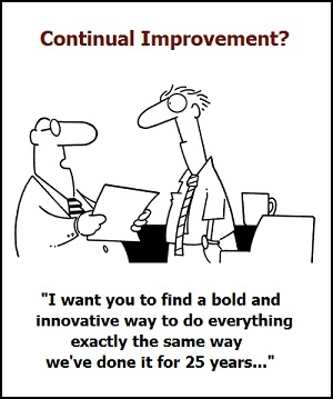 10 Ways Leaders Can Drive Continual Improvement on business opportunities